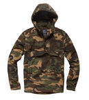 Hopwood anorak - woodland